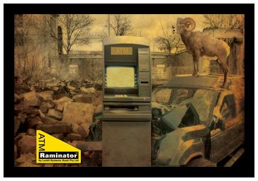 IRIS ATM Raminator